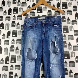 KanCan Jeans - KanCan | Estilo Styled Distressed Jeans